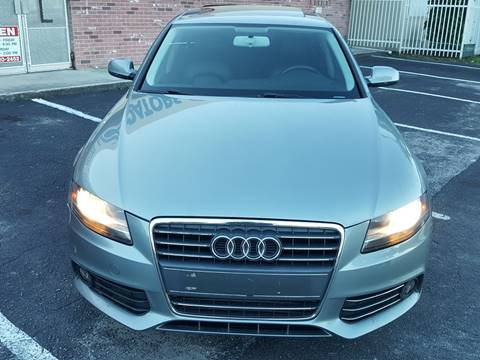 2010 Audi A4 for sale at UNITED AUTO BROKERS in Hollywood FL