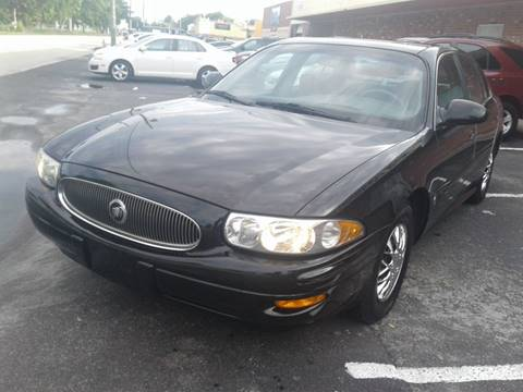 2003 Buick Regal for sale at UNITED AUTO BROKERS in Hollywood FL