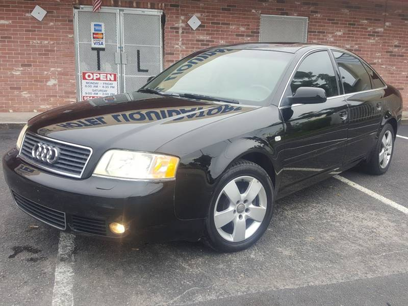 2003 Audi A6 for sale at UNITED AUTO BROKERS in Hollywood FL