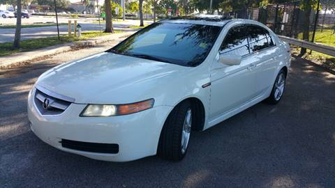 2006 Acura TL for sale at UNITED AUTO BROKERS in Hollywood FL