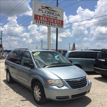 2006 Chrysler Town and Country for sale in Orlando, FL
