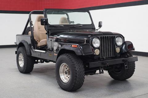 1985 Jeep CJ-5 for sale in Gilbert, AZ