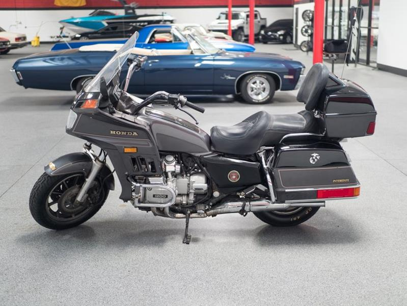 1987 Honda Goldwing (image 27)