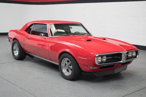 1968 Pontiac Firebird for sale in Gilbert, AZ