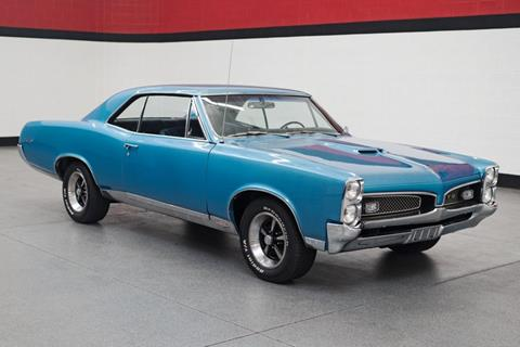 1967 Pontiac GTO for sale in Gilbert, AZ