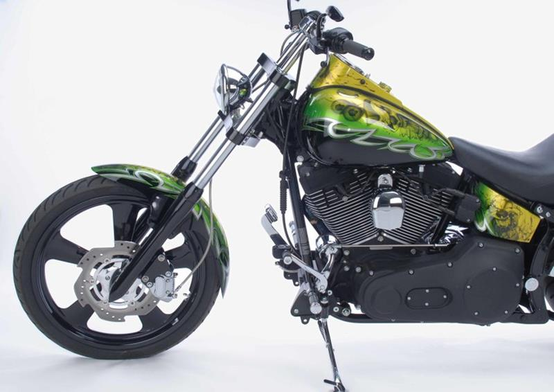 2005 Harley Davidson Softail (image 4)