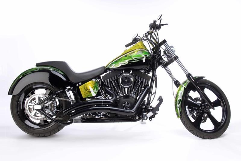 2005 Harley Davidson Softail (image 1)