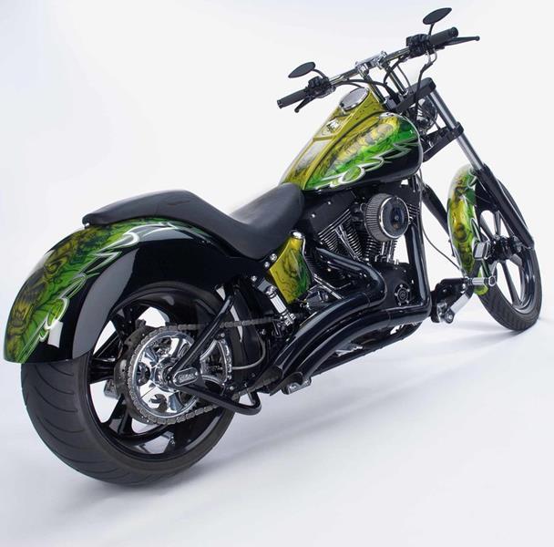 2005 Harley Davidson Softail (image 7)