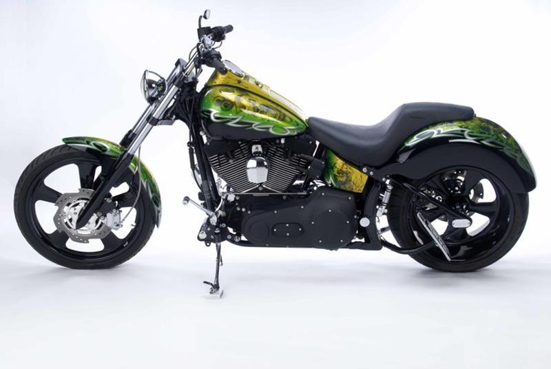 2005 Harley Davidson Softail (image 3)