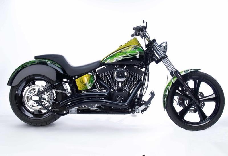 2005 Harley Davidson Softail (image 2)