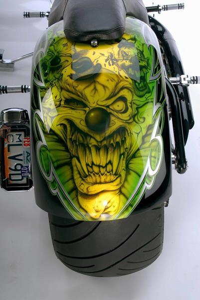 2005 Harley Davidson Softail (image 10)