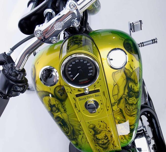 2005 Harley Davidson Softail (image 9)