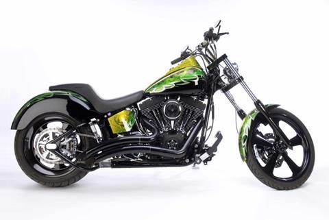 2005 Harley Davidson Softail for sale at B5 Motors in Gilbert AZ