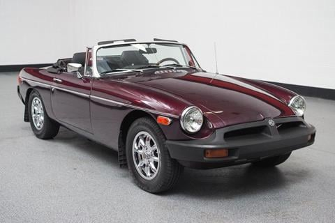 1980 MG MGB for sale in Gilbert, AZ