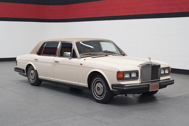 1983 Rolls-Royce Silver Spur (image 1)