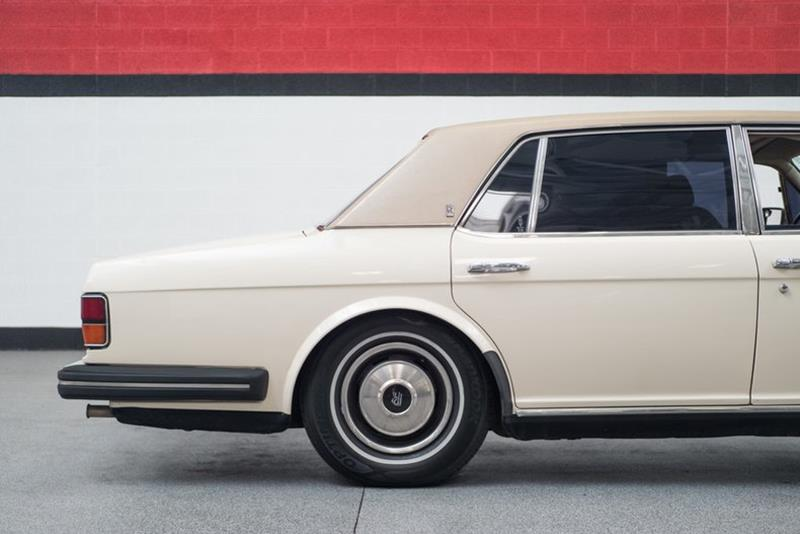 1983 Rolls-Royce Silver Spur (image 6)