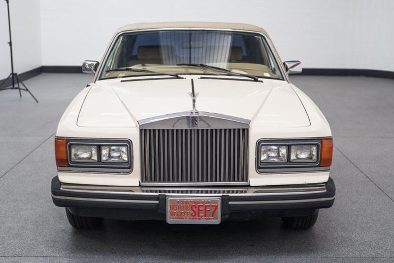 1983 Rolls-Royce Silver Spur (image 15)