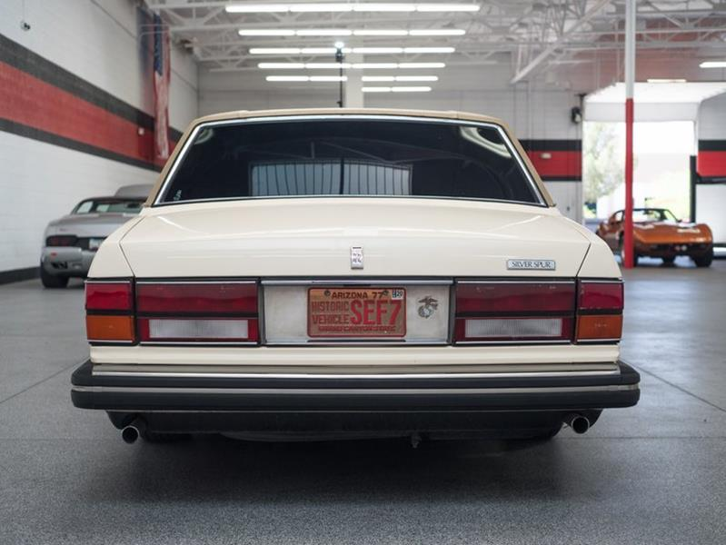 1983 Rolls-Royce Silver Spur (image 31)