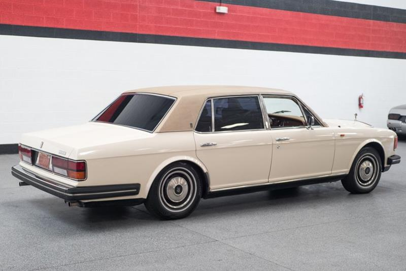 1983 Rolls-Royce Silver Spur (image 38)