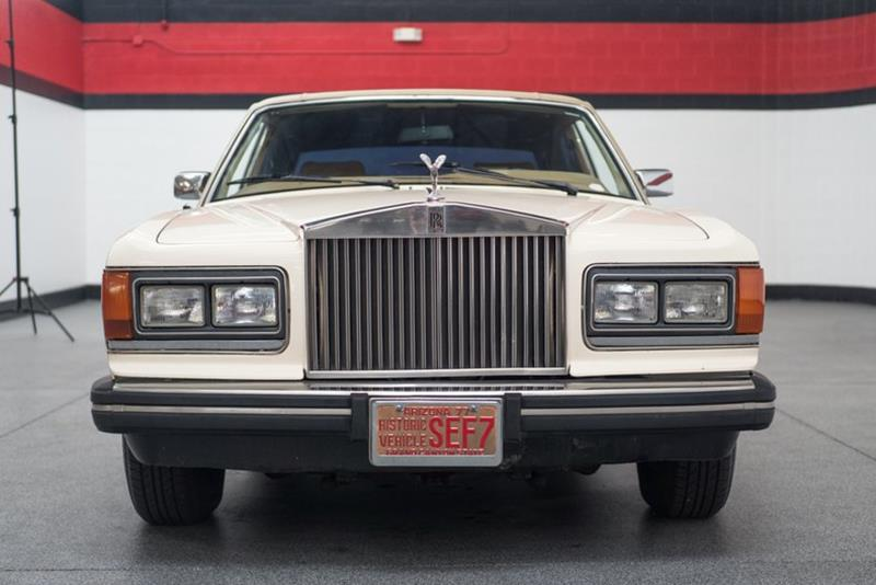 1983 Rolls-Royce Silver Spur (image 16)