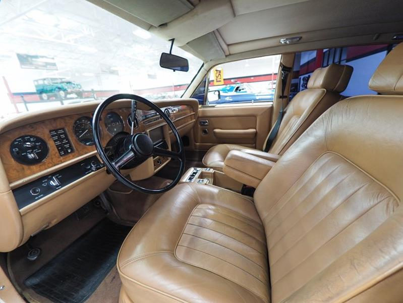 1983 Rolls-Royce Silver Spur (image 48)
