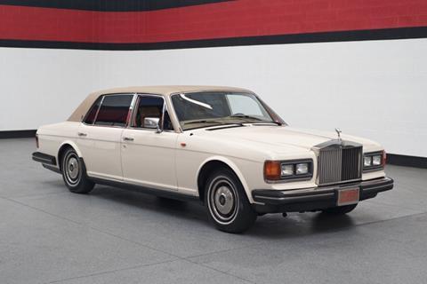 1983 Rolls-Royce Silver Spur for sale at B5 Motors in Gilbert AZ
