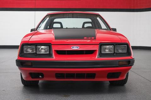 1985 Ford Mustang for sale in Gilbert, AZ