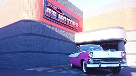 1955 Ford Fairlane for sale in Gilbert, AZ