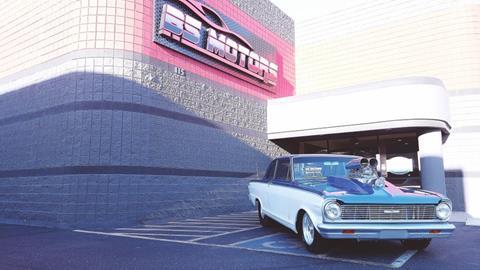 1965 Chevrolet Nova for sale in Gilbert, AZ