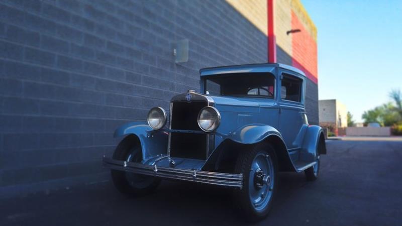 1929 Chevrolet International (image 25)