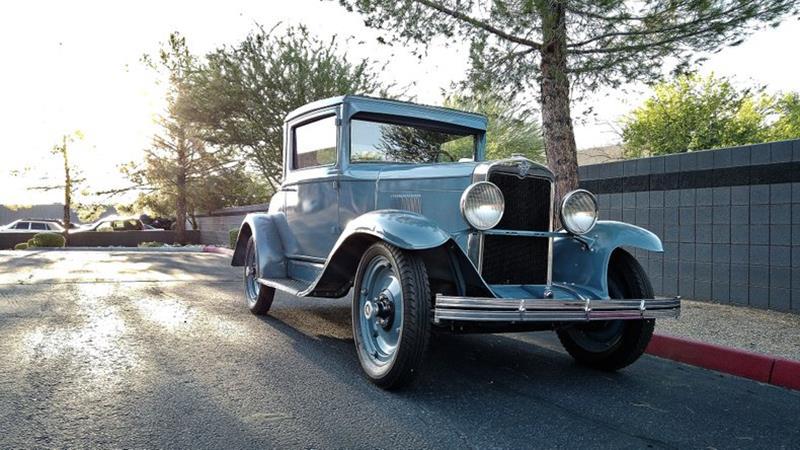 1929 Chevrolet International (image 11)