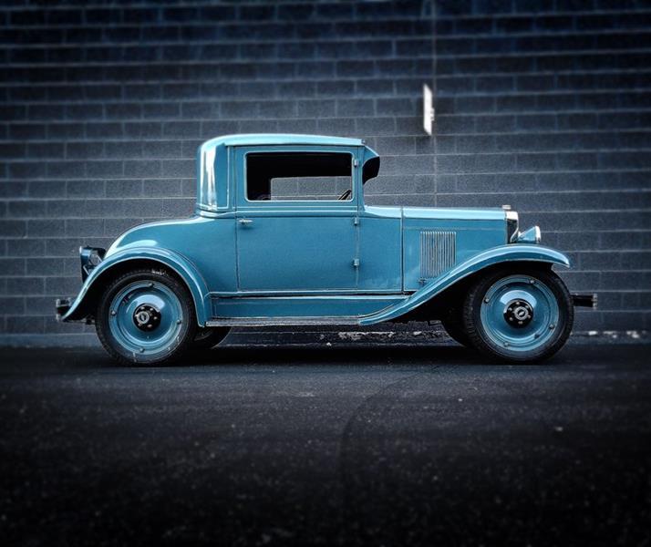 1929 Chevrolet International (image 4)