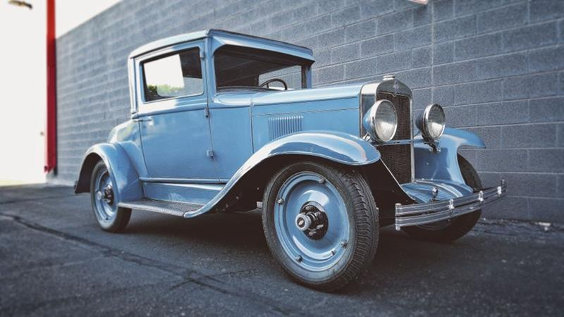 1929 Chevrolet International (image 7)