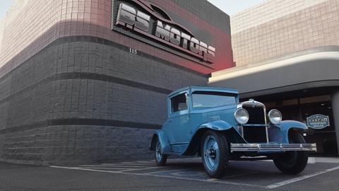 1929 Chevrolet International for sale at B5 Motors in Gilbert AZ