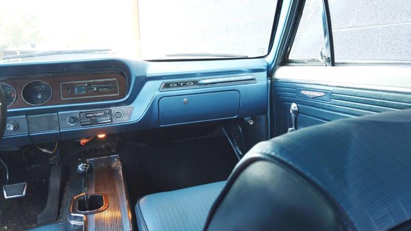 1965 Pontiac GTO  - Gilbert AZ
