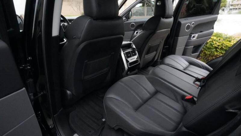 2017 Land Rover Range Rover Sport AWD HSE 4dr SUV - Gilbert AZ