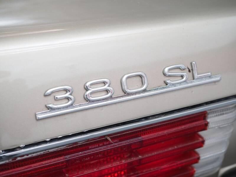 1983 Mercedes-Benz 380-Class 380 SL 2dr Convertible - Gilbert AZ