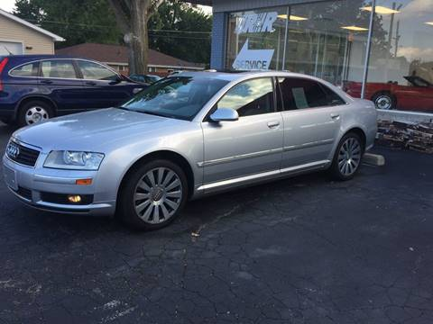 2004 Audi A8 L for sale in Bloomington, IL