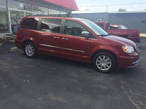 2012 Chrysler Town and Country for sale in Bloomington, IL