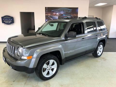 2012 Jeep Patriot for sale in Bloomington, IL