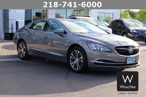 2017 Buick LaCrosse for sale in Virginia MN
