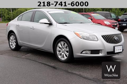 2013 Buick Regal for sale in Virginia, MN
