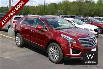 2017 Cadillac XT5 for sale in Virginia, MN