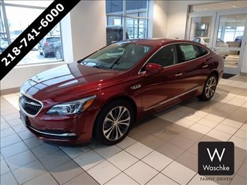 2017 Buick LaCrosse for sale in Virginia, MN