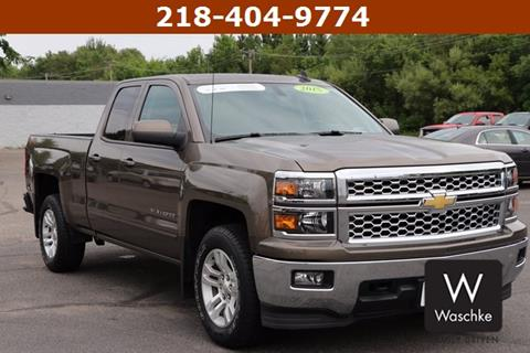2015 Chevrolet Silverado 1500 for sale in Virginia, MN