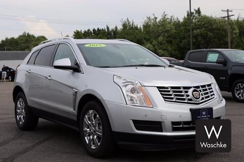 2015 Cadillac SRX for sale in Virginia, MN