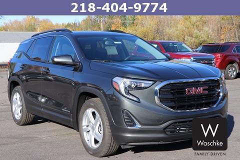 2018 GMC Terrain for sale in Virginia MN