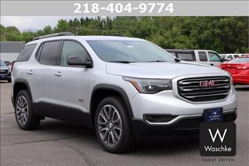 2017 GMC Acadia for sale in Virginia, MN