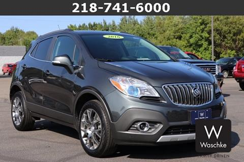 2016 Buick Encore for sale in Virginia MN
