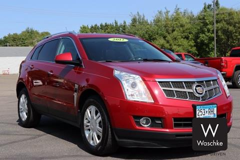 2012 Cadillac SRX for sale in Virginia, MN